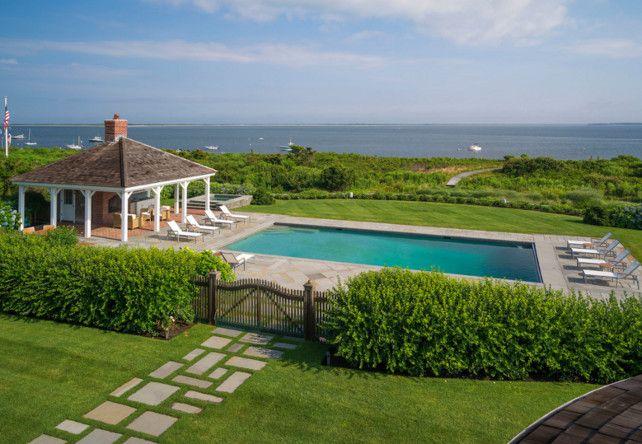 Pool Design Waterfront Pool #Waterfront #Pool Home Sweet Home