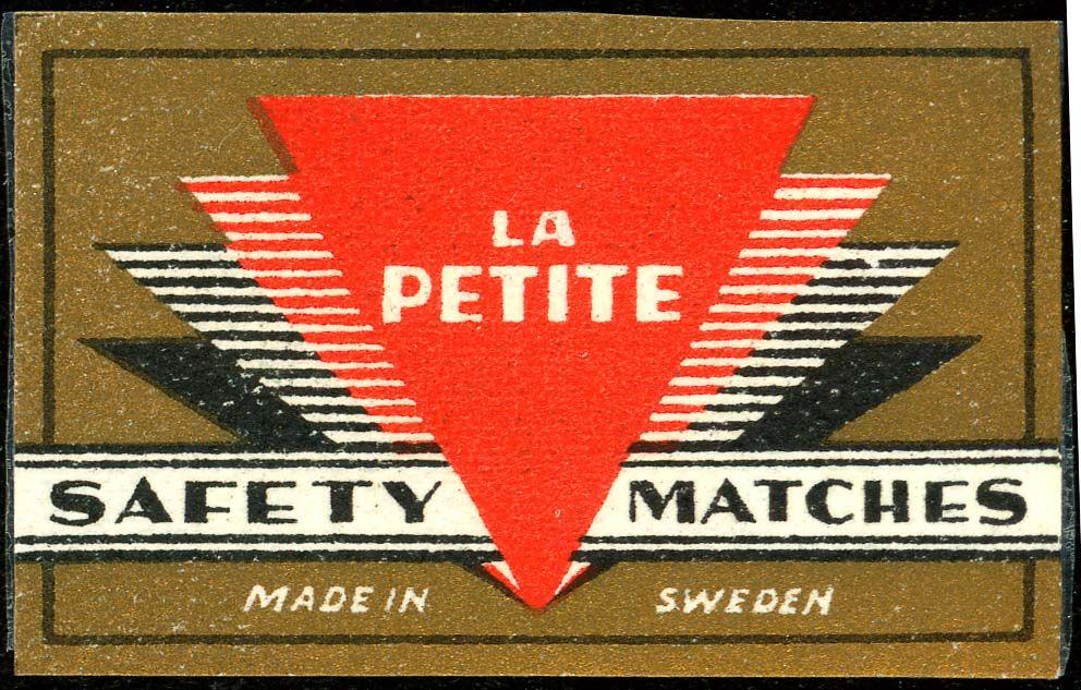 La Petite - Made in Sweden Label.