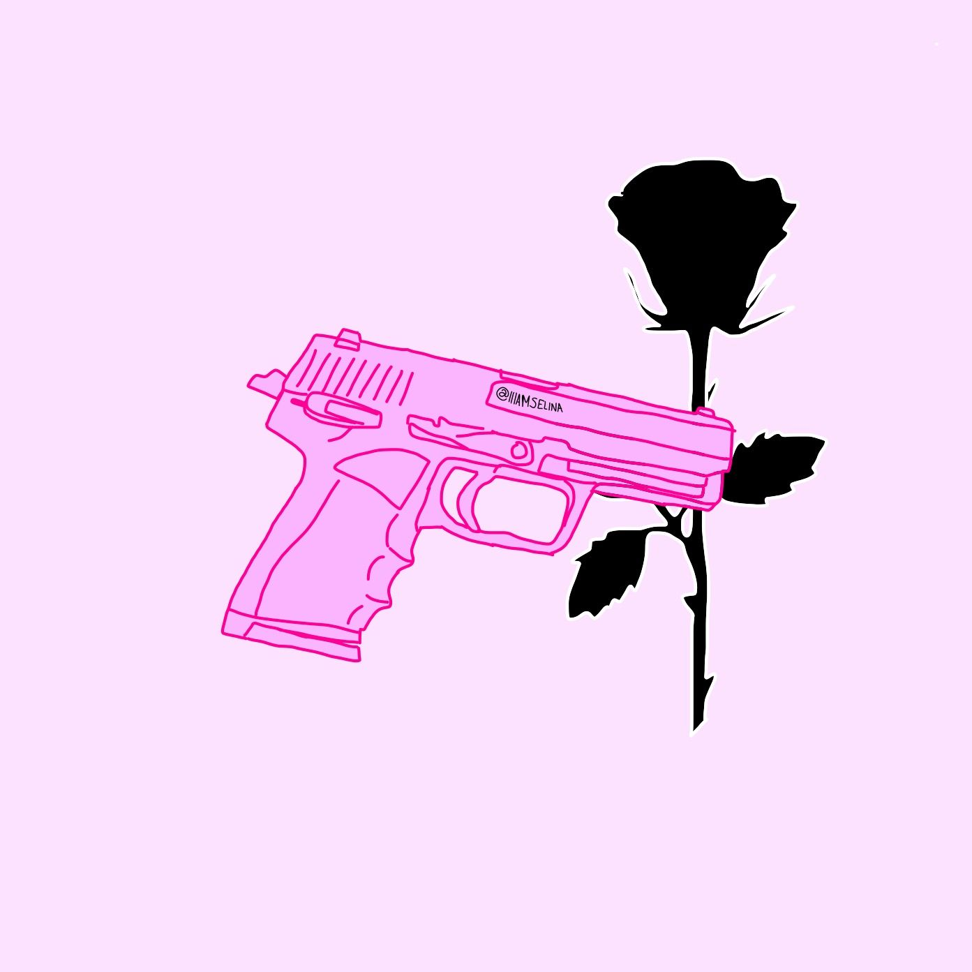 Guns With Roses