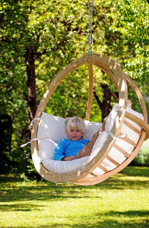 Hangstoel Voor In De Tuin.Tuindesign Hangstoel Voor In De Tuin Tuin Hardscaping Hangstoel