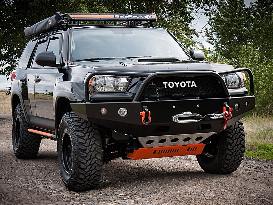 Toyota 4runner Bumper >> Front Bumpers For 5th Gens Toyota 4runner Forum Largest 4runner