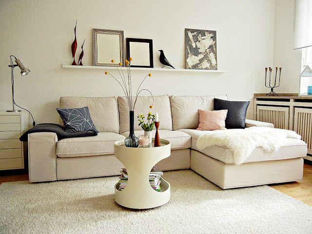 kivik ikea new kitchen sofa pinterest wohnzimmer sofa und wohnen. Black Bedroom Furniture Sets. Home Design Ideas