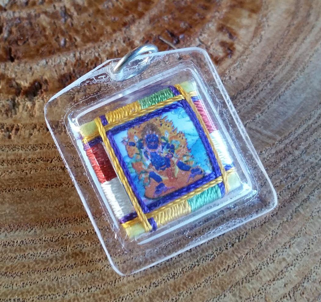 Sungma Vajrapani - Cordão de Proteção - Budismo Tibetano