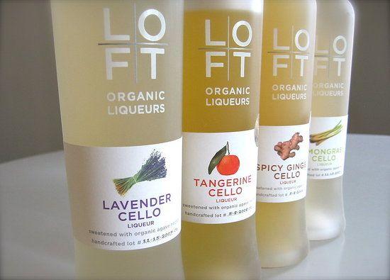 LOFT Organic Liqueurs