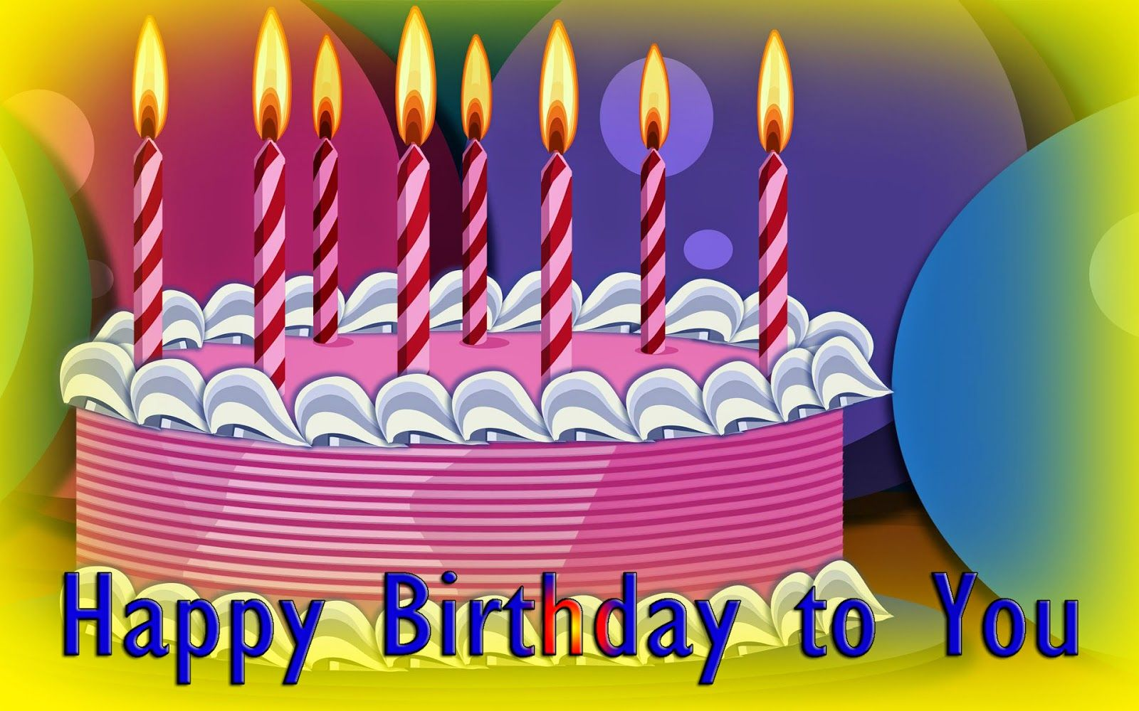 Happy Birthday Cake Hd In Heaven Quotes For Friends