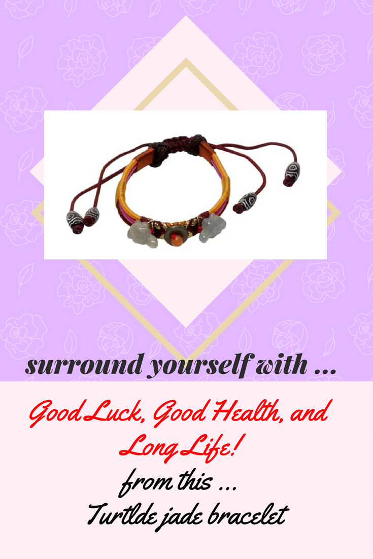 Surround Yourself With This Chinese Symbol For Long Life Double