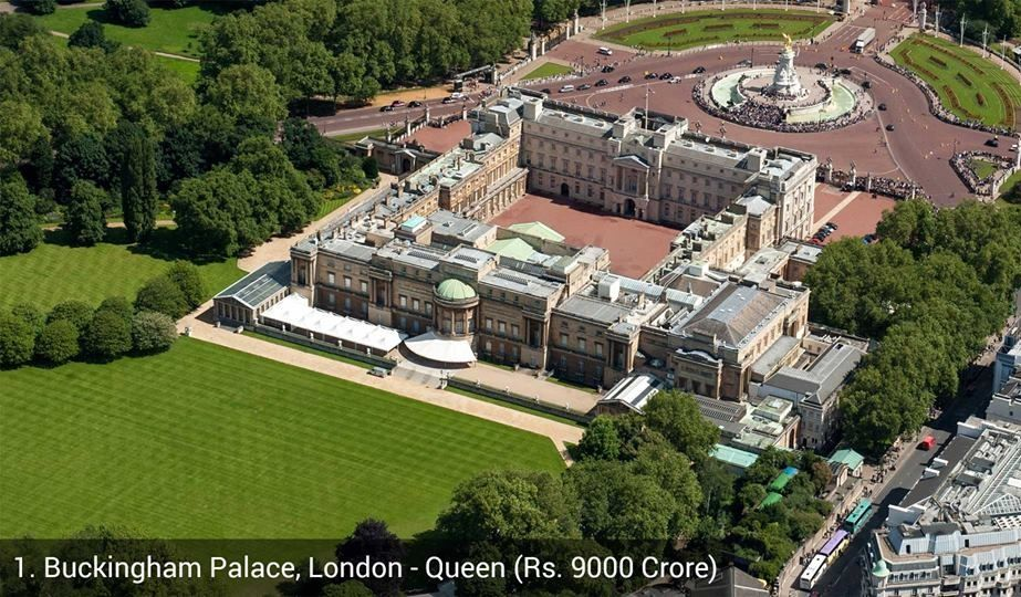 Here Is A List Of World S Top 10 Most Expensive Houses Guess How