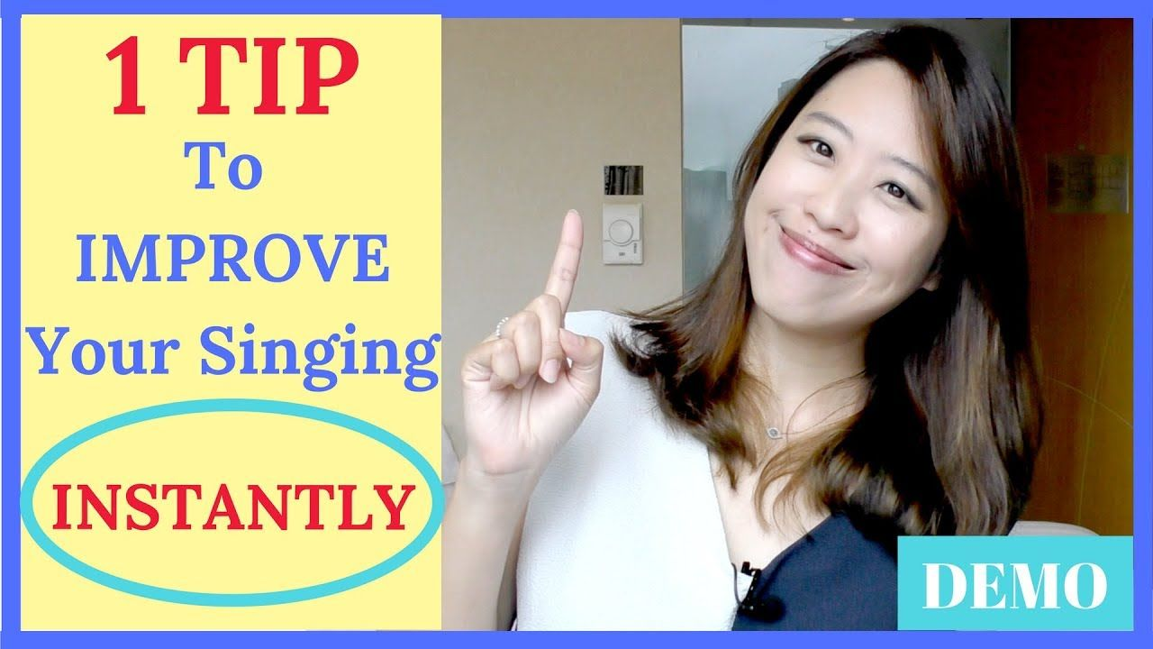 Ep5 ONE TIP To Improve Your Singing INSTANTLY (DEMO