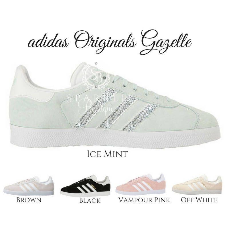 SWAROVSKI adidas Gazelle - Bling adidas