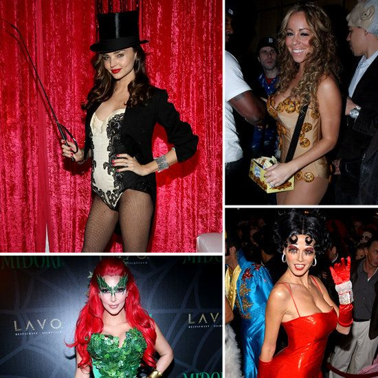 60 Supersexy Celebrity Halloween Costumes Celebrity halloween - slutty halloween costume ideas
