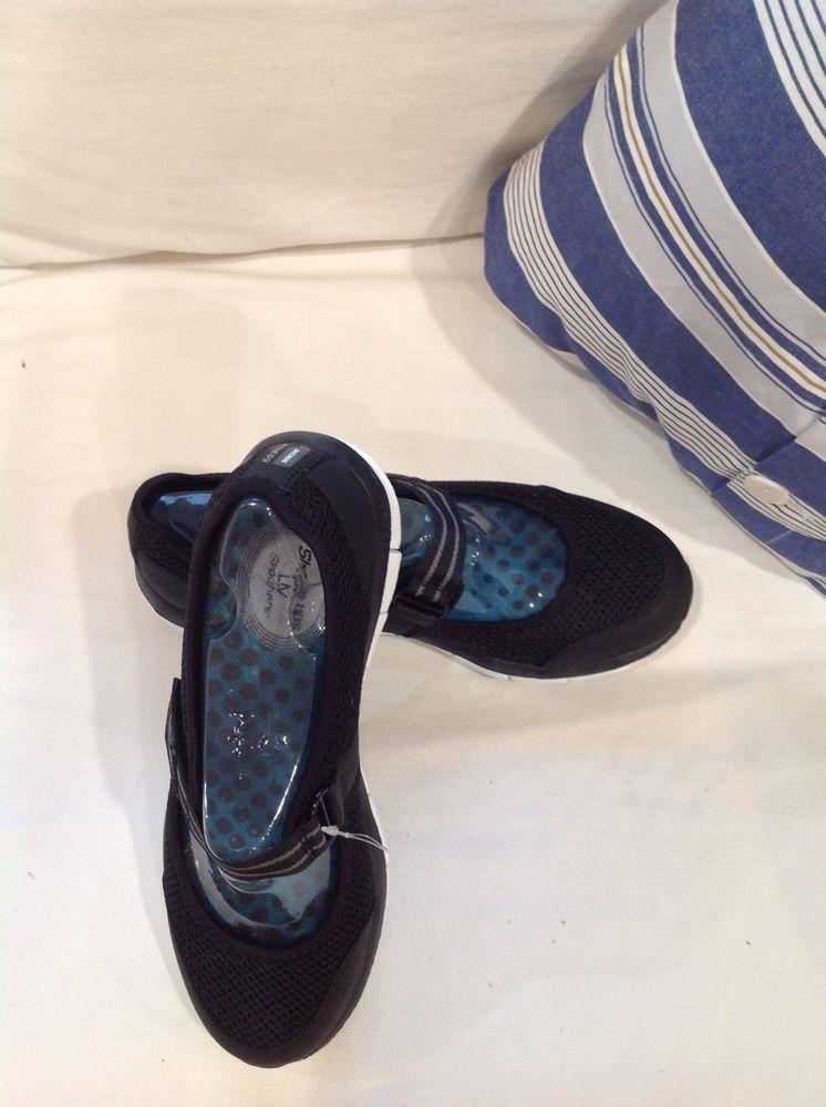 Details about skechers Shape Up Black 7.5 Women Shoes