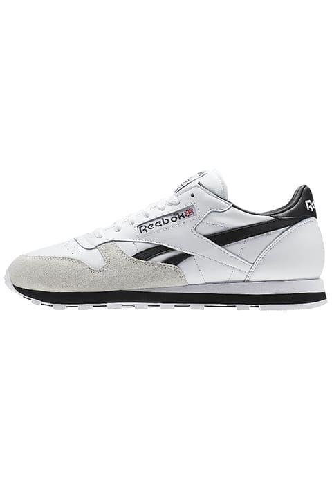 Noir Chaussures De Sport Reebok Classique Glissé Une 6tuFtsq