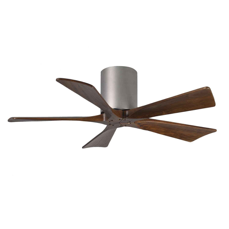 569 92 585 22 Irene H 5 Blade Hugger Ceiling Fan Flush Mount