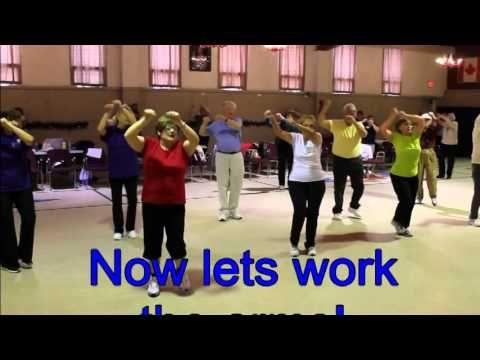 brockville legion seniors exercise group  youtube