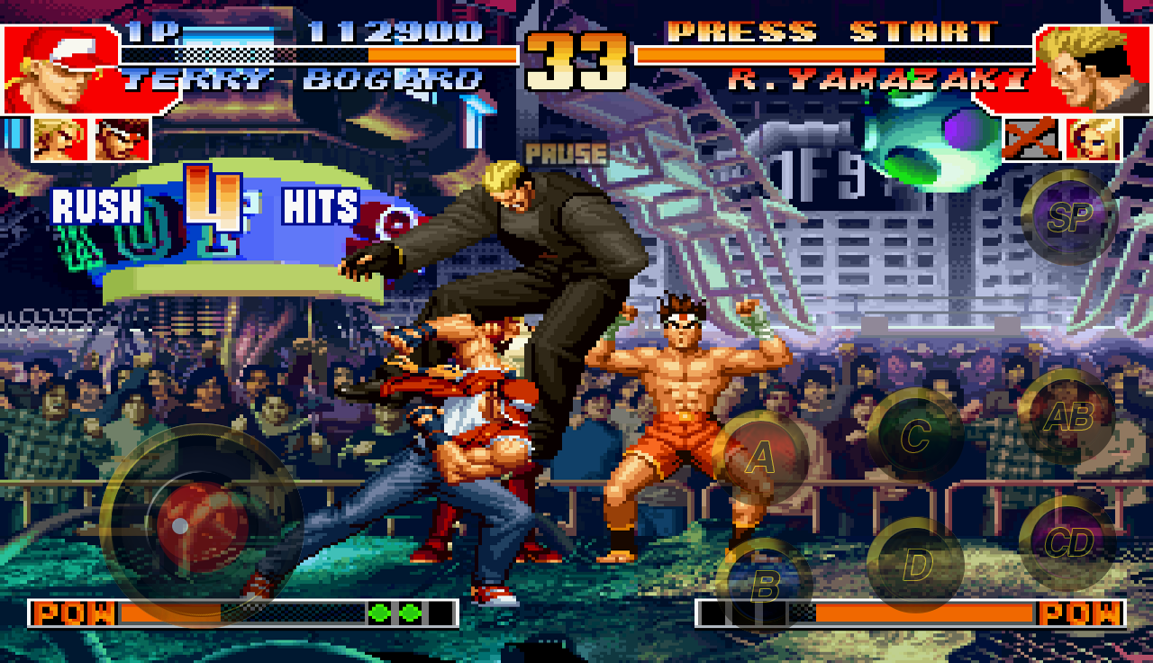 The King Of Fighters 97 Ios Android Everycircuit Apps On Google Play