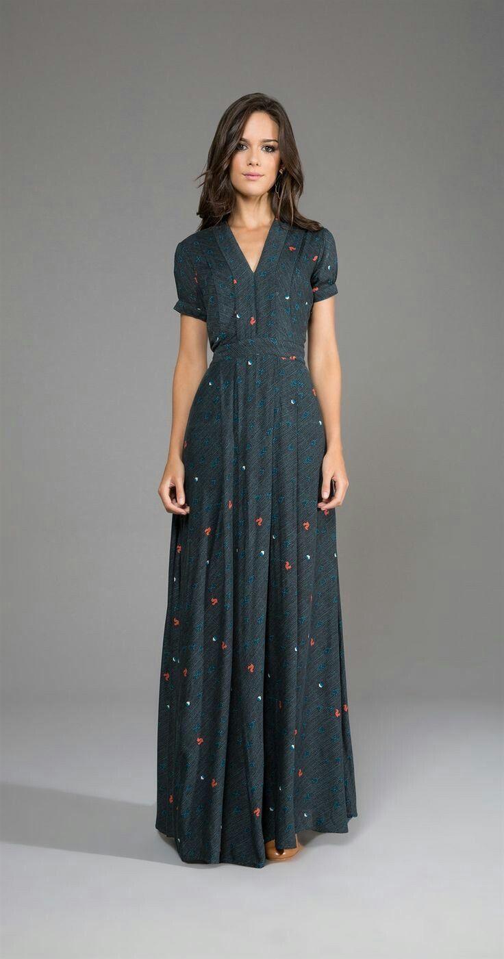 I love the simplicity and modesty одёжки pinterest clothes