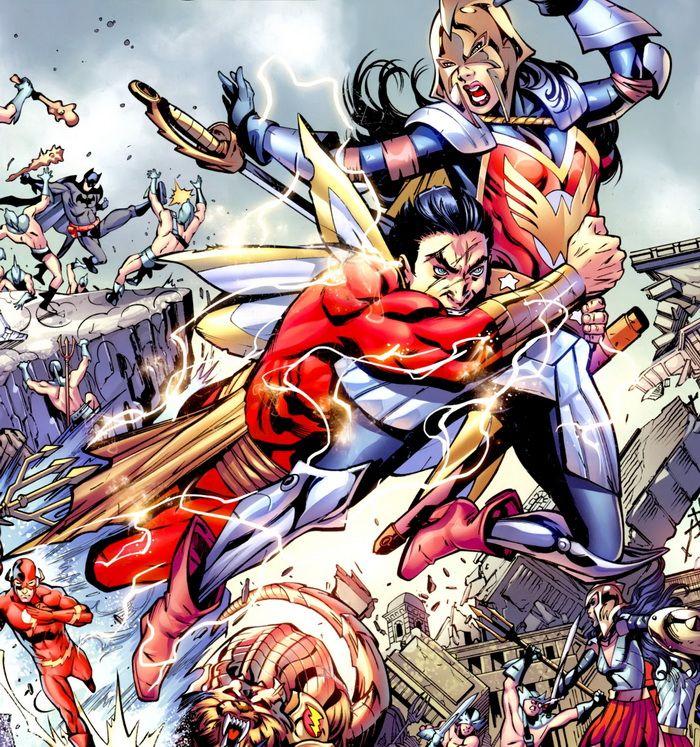 Comics, Aquaman, Spiderman