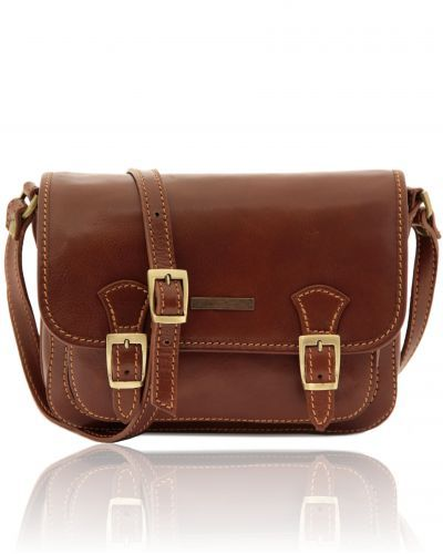 SAN MARINO TL141200 Lady leather bag small size - Borsa da donna in pelle modello piccolo