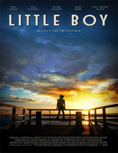 Ver Little Boy El Gran Pequeno 2015 Online Peliculas En