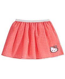 5047d6f734 Hello Kitty Tutu Skirt, Toddler & Little Girls (2T-6X) | Mamahood ...