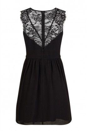 Black Shopping Naf 2 Robe Co Fluide H15 Nouvelle Dentelle q0n870YT
