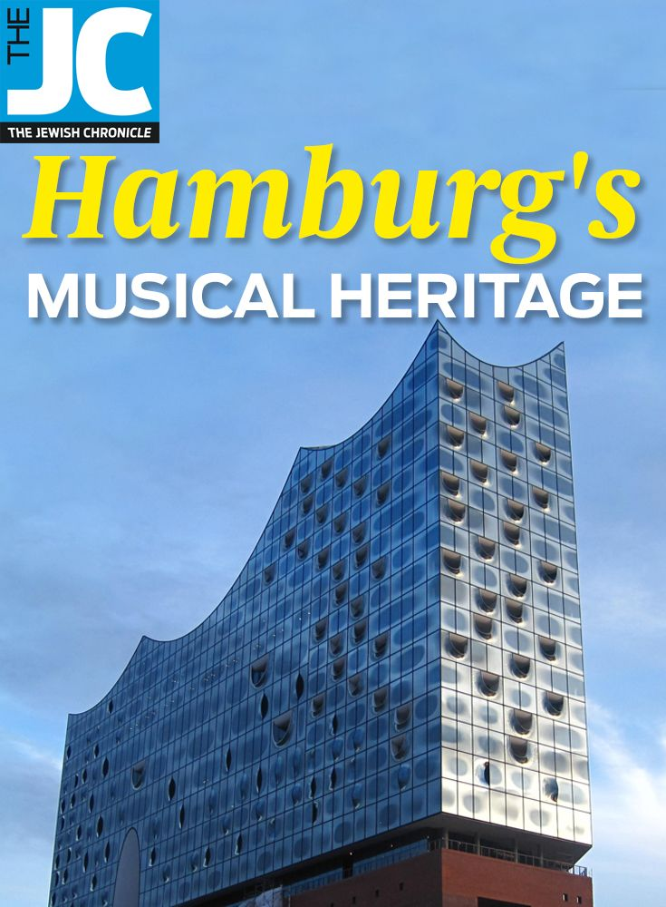 Hamburger culture music in Hamburg As Hamburg's new