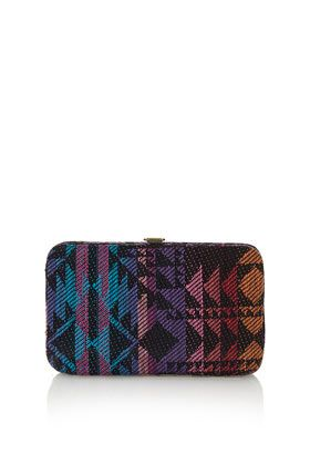 Aztec Blanket Phone Purse - WANT