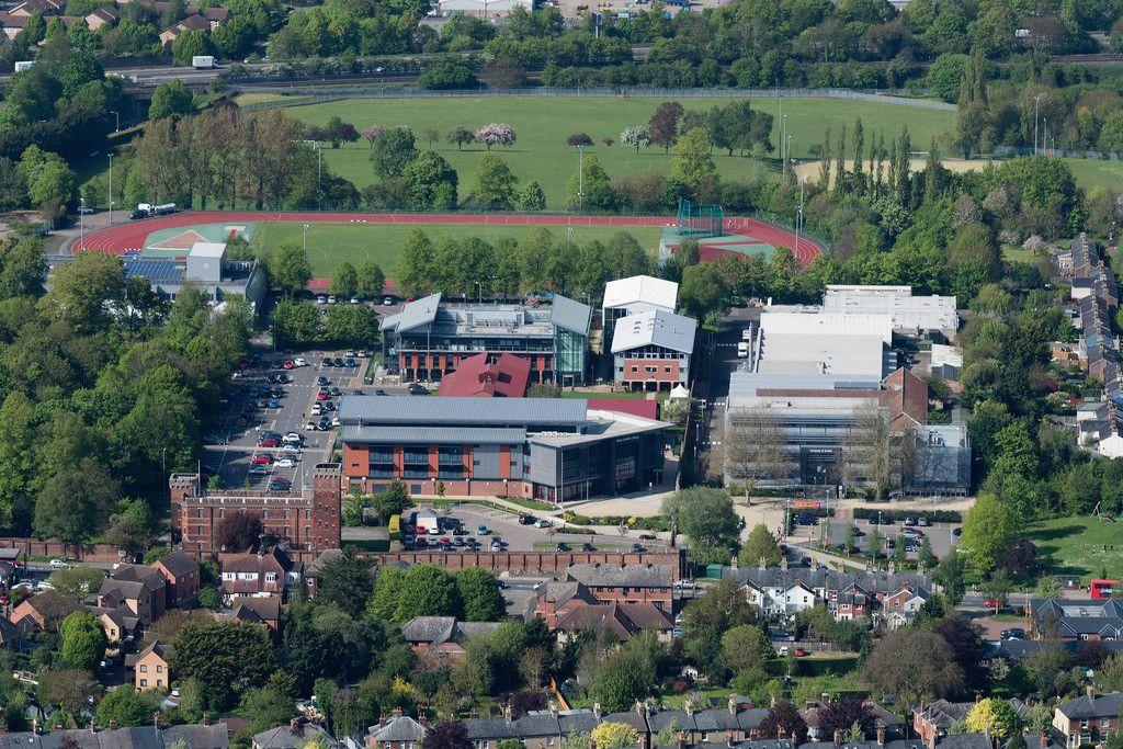 The University Of Suffolk At West Suffolk College Bury St