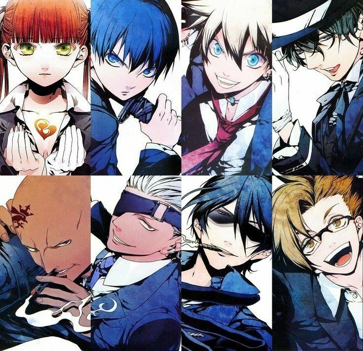 Arcana Famiglia Manga et Animé
