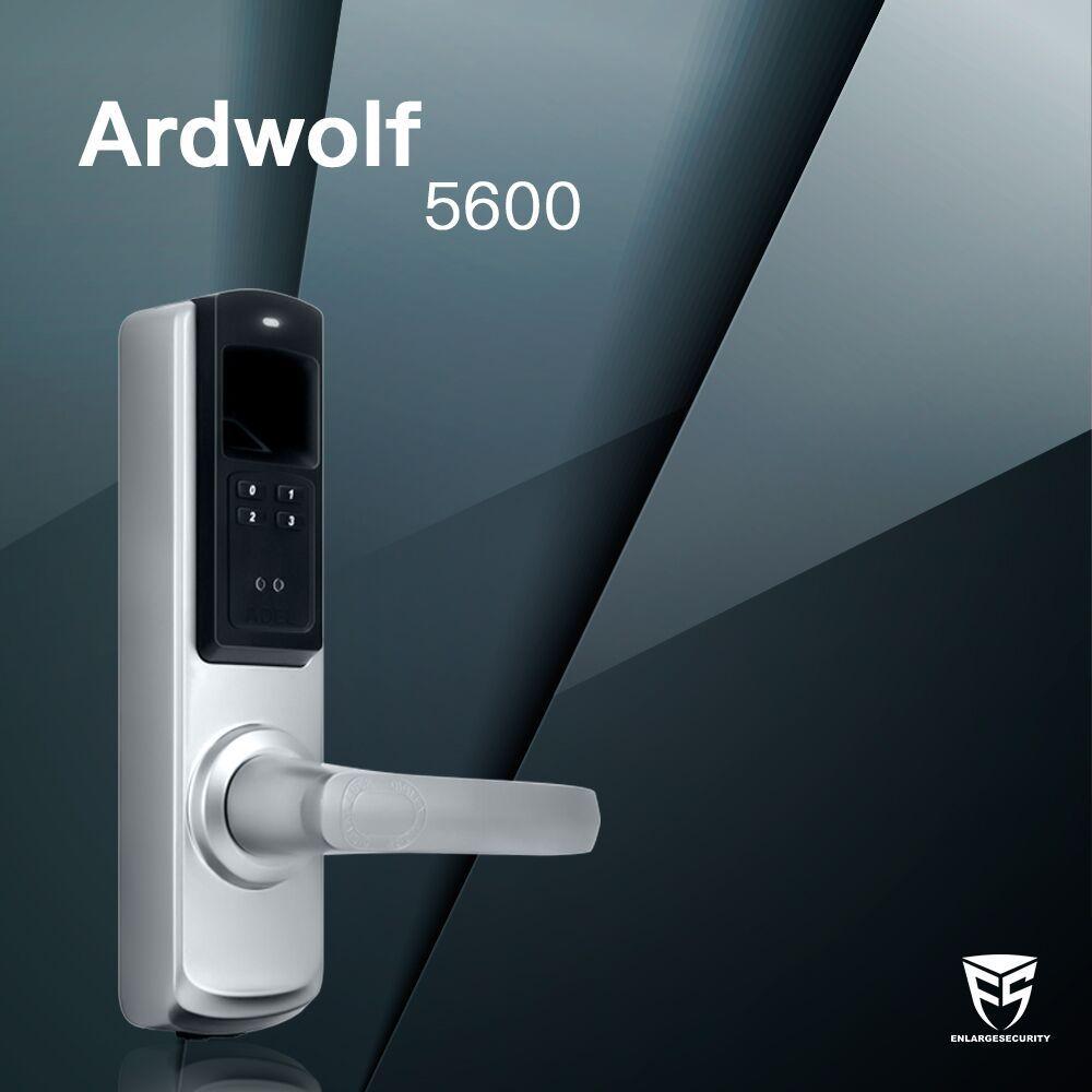 adel reversible handle keyless biometric trinity fingerprint door lock