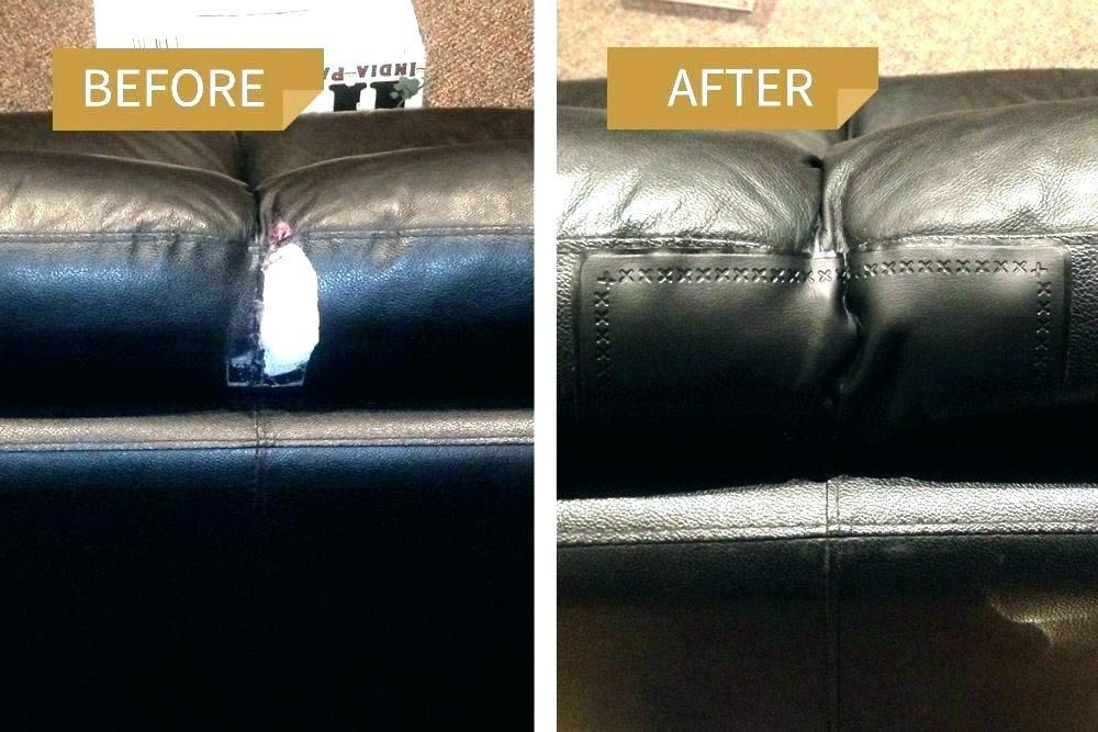 Sofa Repair Kit Leather Furniture, Leather Furniture Repair Kit