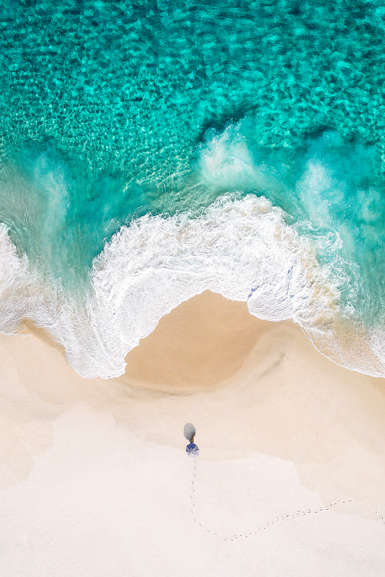 Download All New Ios 10 3 2 Wallpapers Ioswall Beach Phone