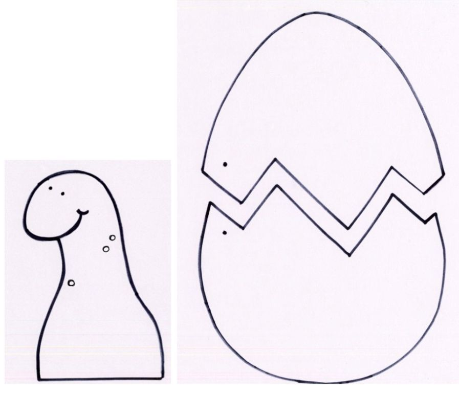 Image For Dinosaur Egg Template Dinosaur Activities Dinosaur