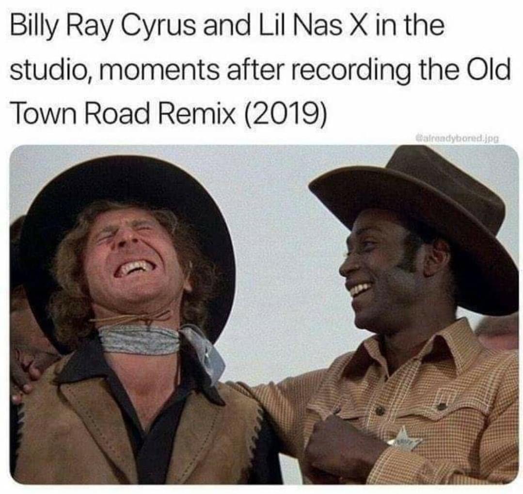 Country Roads Meme Remix