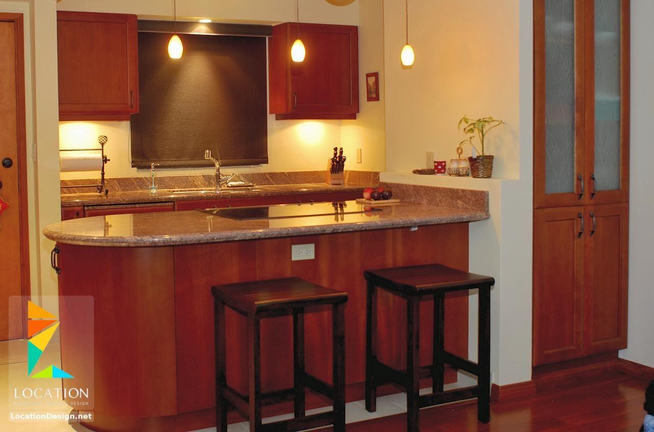 مطابخ خشب صغيرة 2018 2019 لوكشين ديزين نت Small Office Kitchen Design Ideas Small Kitchen Bar Kitchen Design