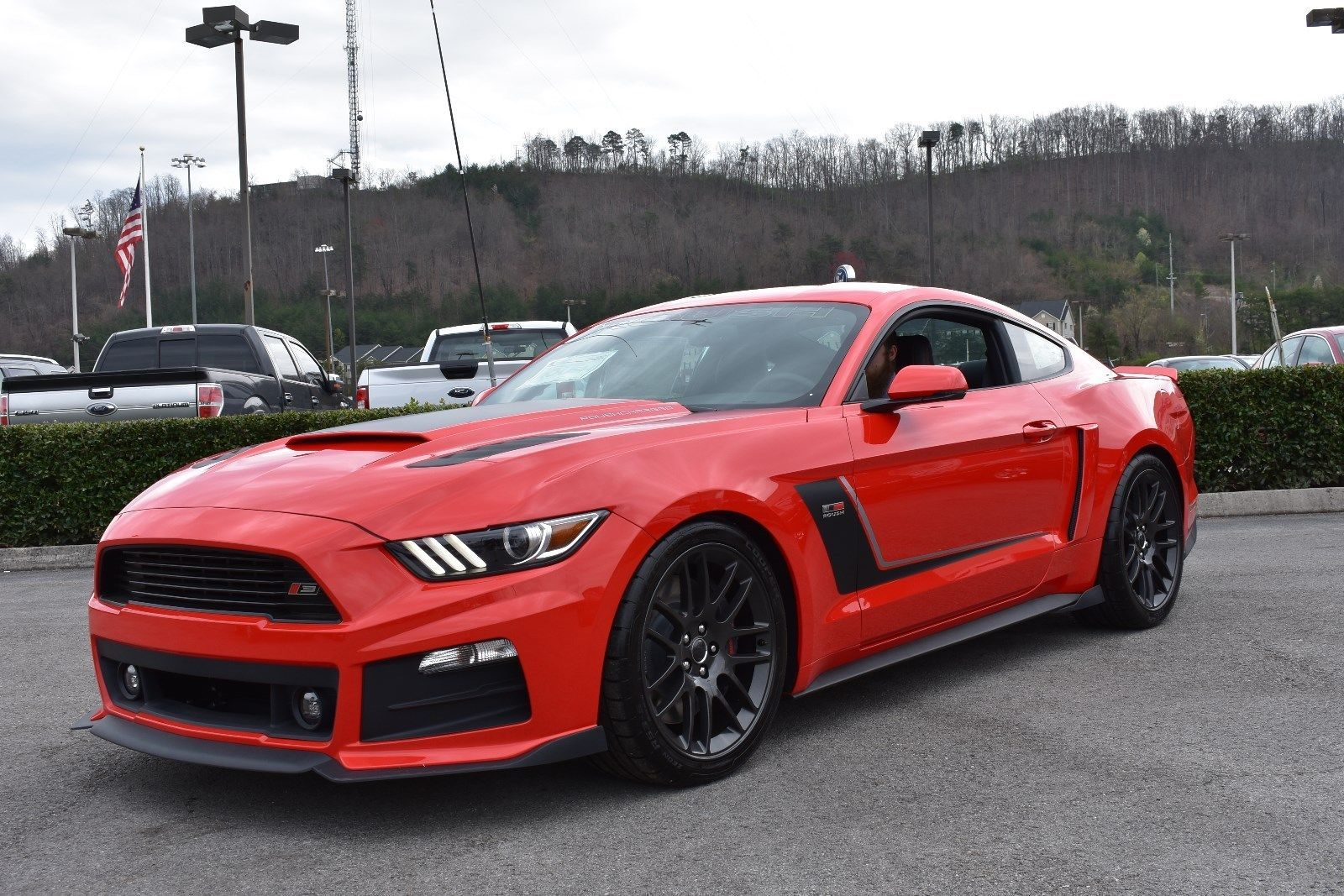 Ebay 2017 Ford Mustang Roush Stage 3 Loaded With The Toys Low Reserve Price Set A Fordmustang