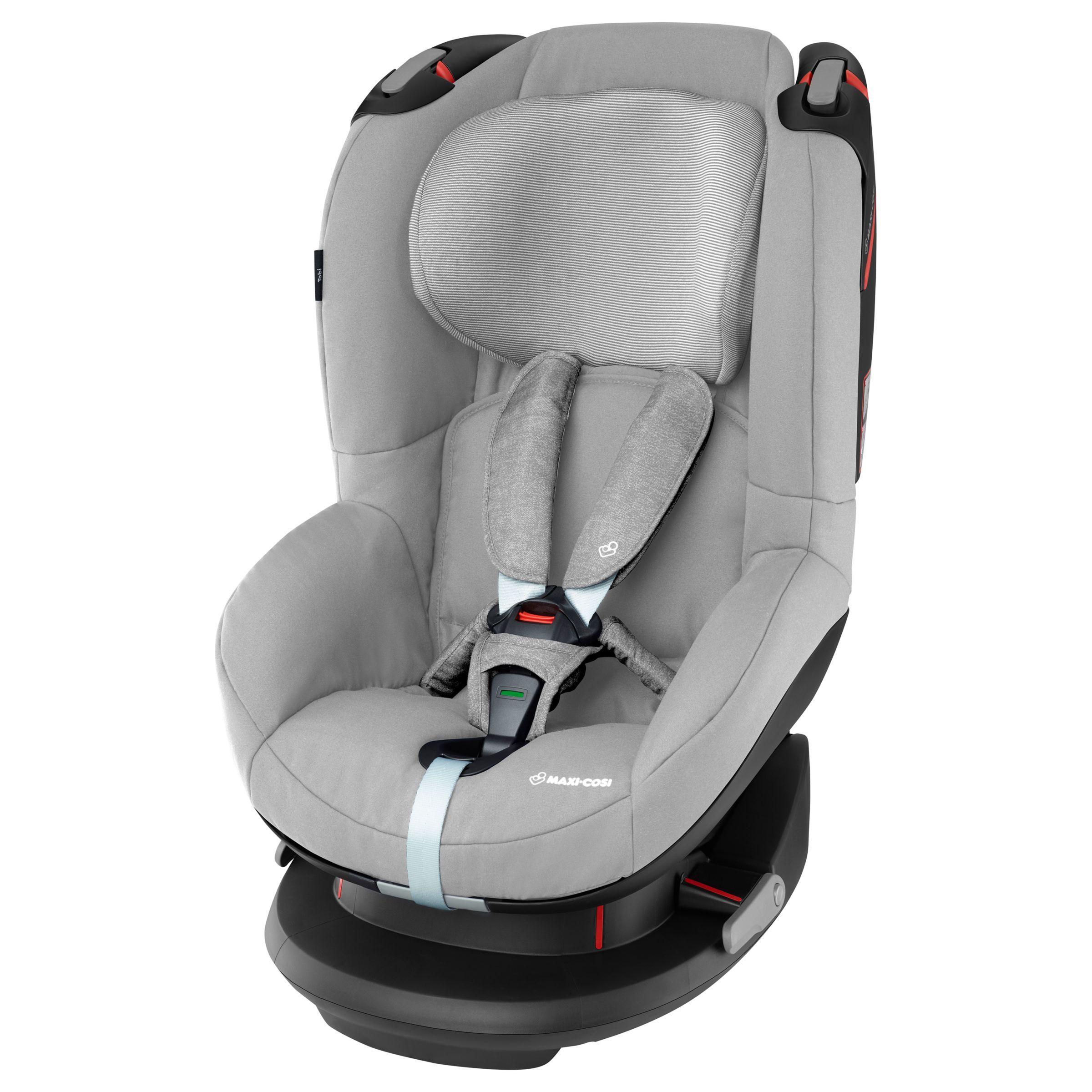 Maxi Cosi Tobi Group 1 Car Seat Nomad Grey Car Seats Baby Car Seats Car