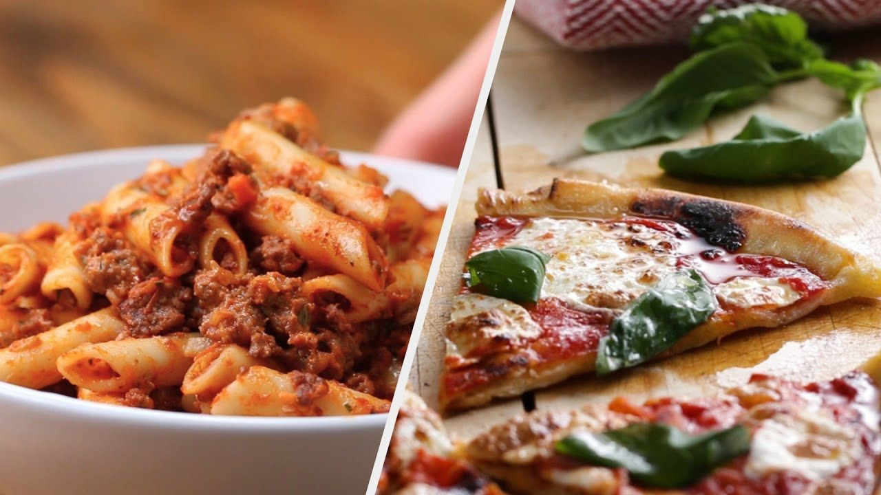 5 ultimate italian inspired dishes tasty youtube in