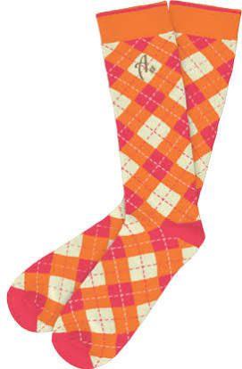 orange men's dress socks - Google Search