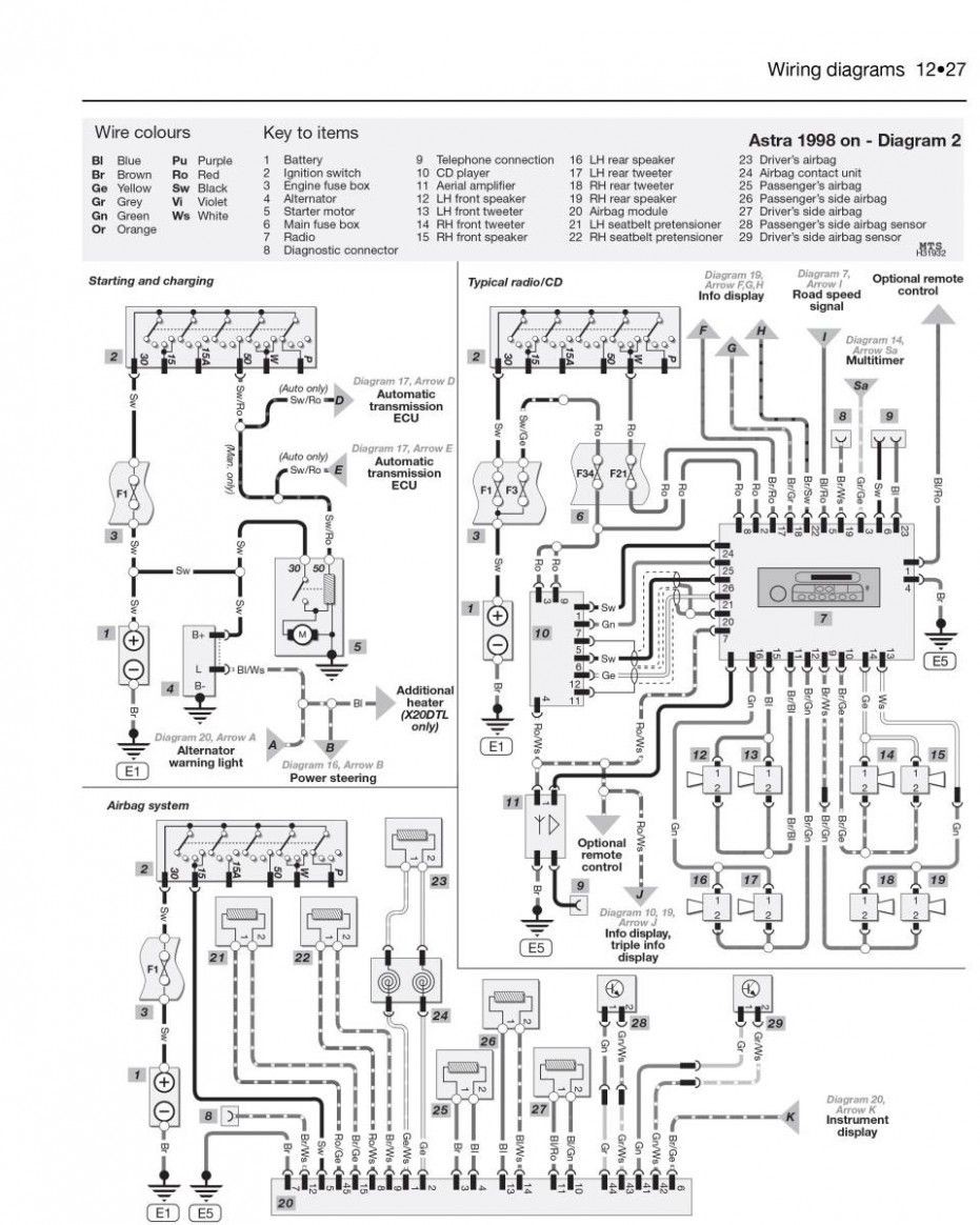 [DIAGRAM_38IU]  Engine Diagram Vauxhall Astra Vxr di 2020 | Opel Meriva 2004 Wiring Diagram |  | Pinterest