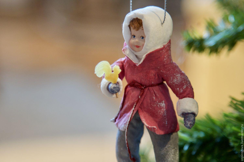 фотографы игрушки на елку из ваты фото лобелией после
