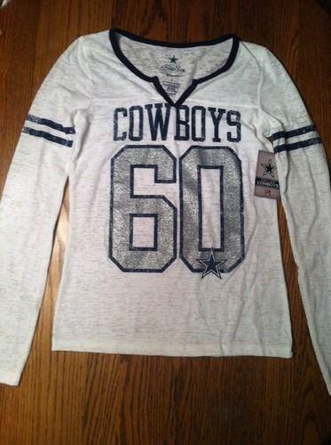 f4e578115e NEW Sexy Dallas Cowboys Womens Shirt MEDIUM