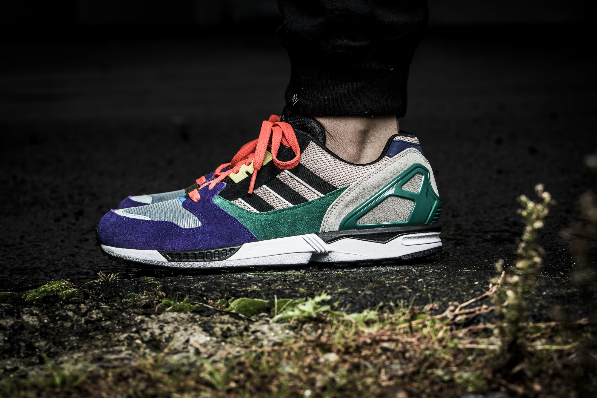 The adidas originals ZX 8000 is available at our shop now