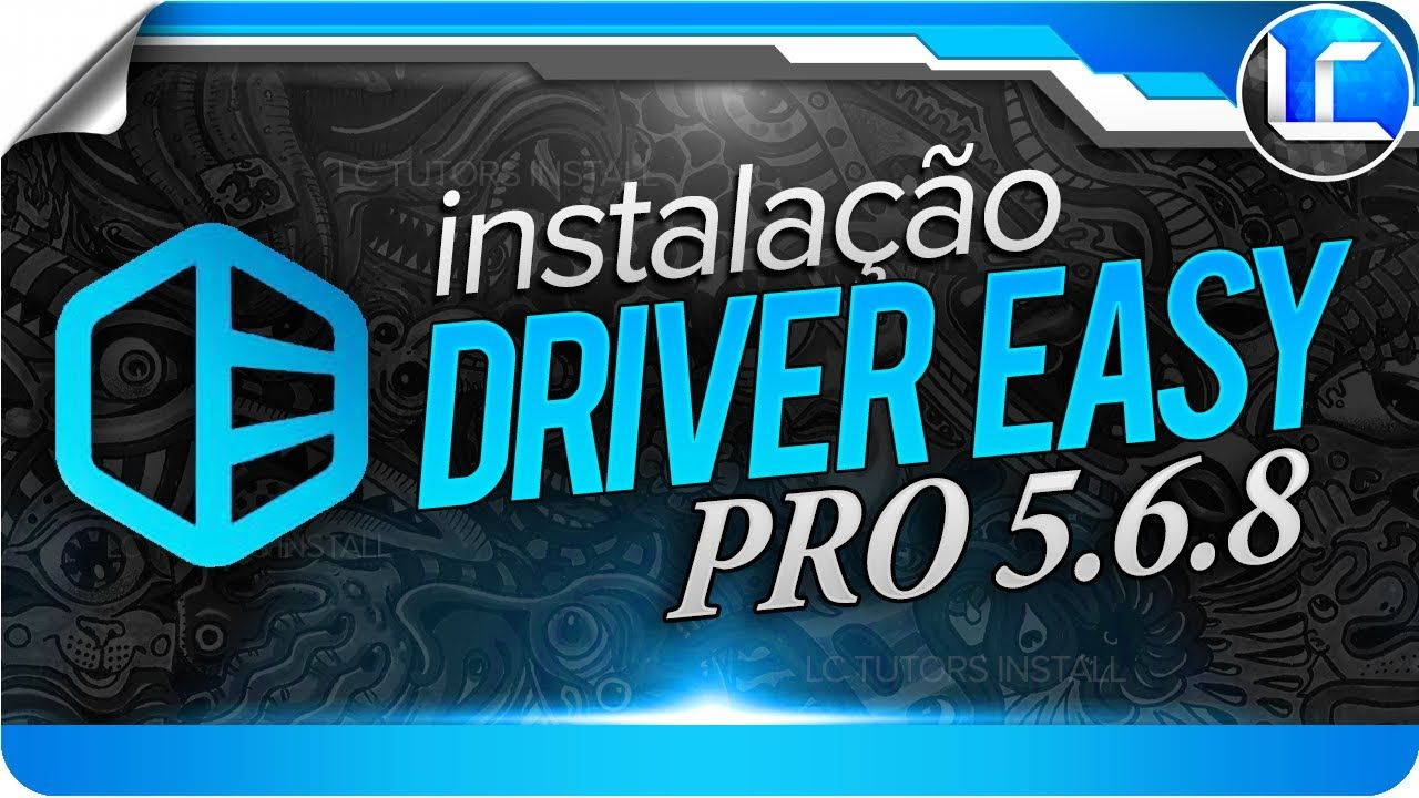 Driver Easy PRO 5 6 8 + Serial Key ♢ 100% FUNCIONAL ♢ JAN