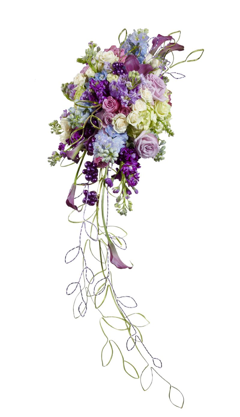 How to make your own cascading bouquet with silk or fresh flowers how to make your own cascading bouquet with silk or fresh flowers and foliage izmirmasajfo