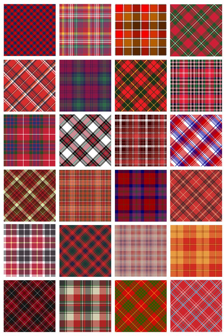 Tartan Plaid Wallpaper Patterns Scottish Fashion Tartan Plaid