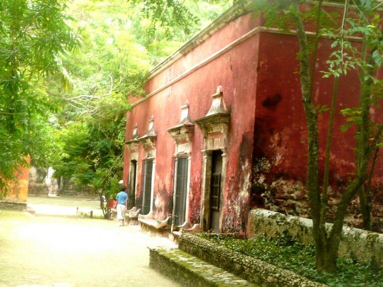 Hacienda Uayamon, Campeche.