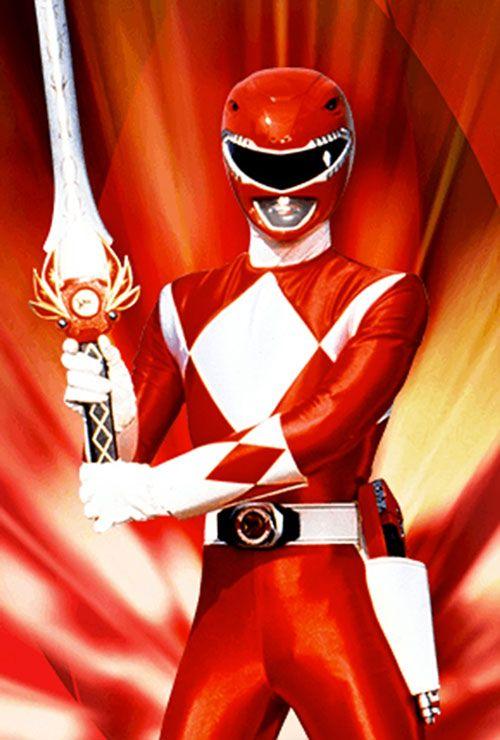Pin On Og Red Power Ranger Jason Lee Scott