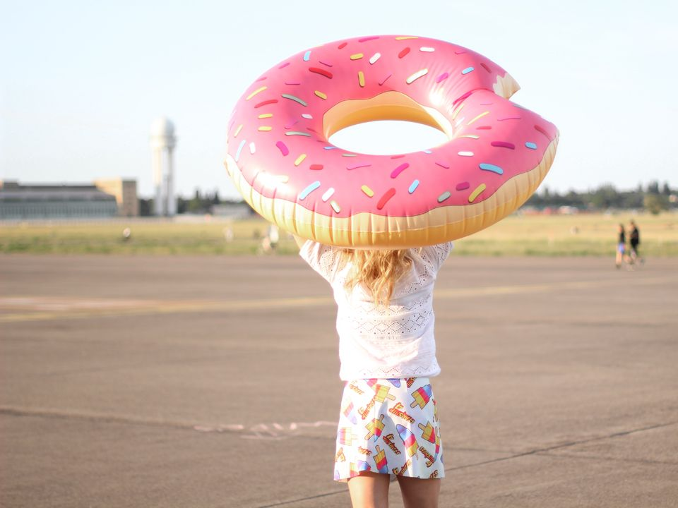 Inflatable Donuts | sexdrugsblognroll.com