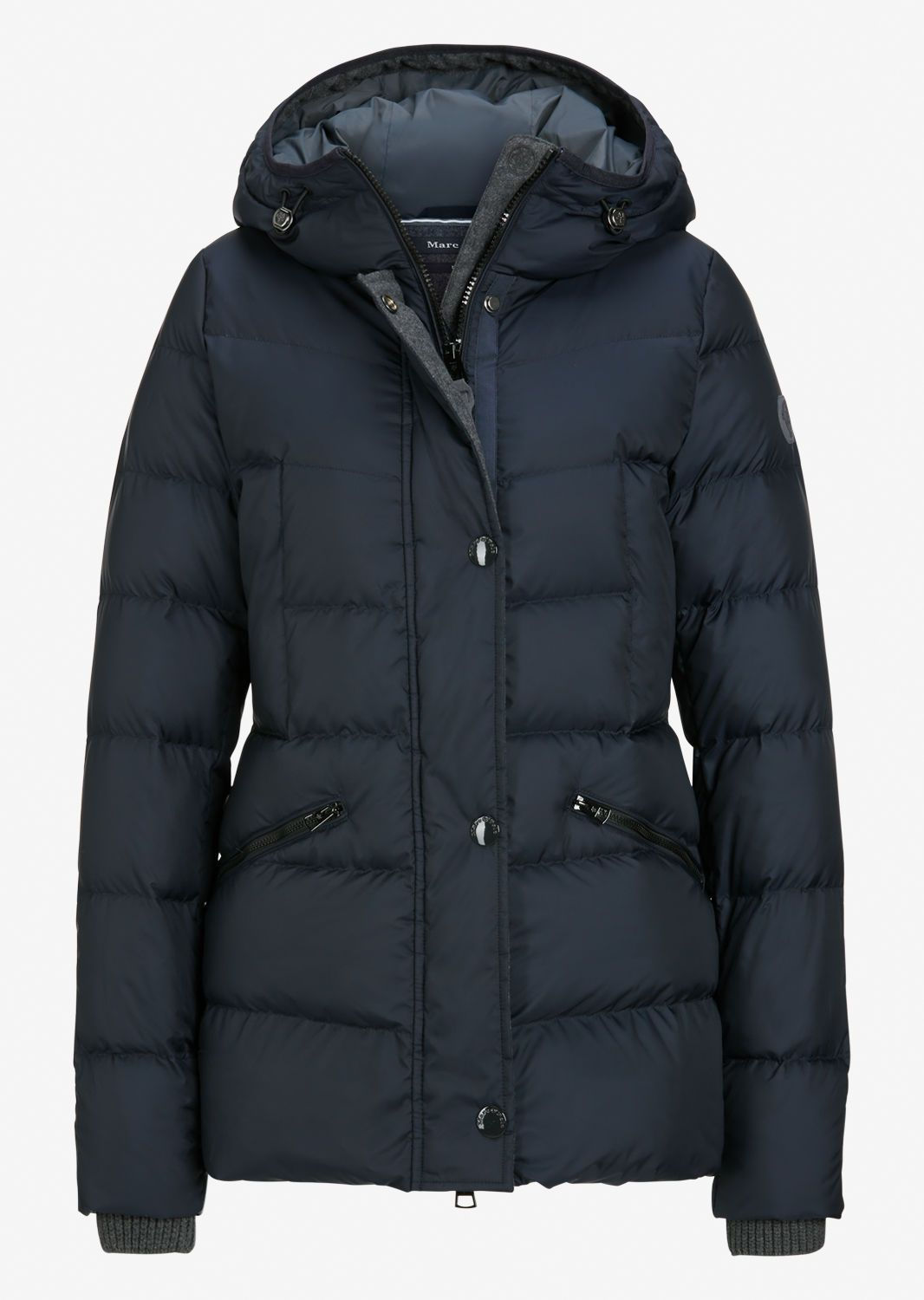 Marc O Polo Women Clothing Jackets X2f Coats Quilted Jacket With Down Feather Lining Jackets Winter Wear Quilted Jacket [ 1500 x 1066 Pixel ]